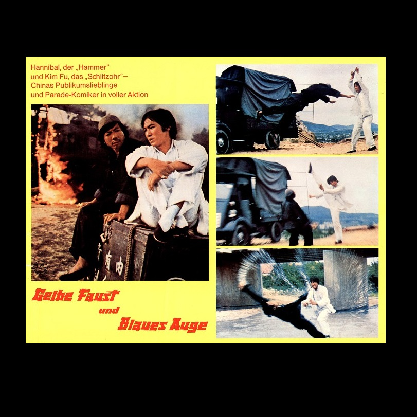 From China with Death (1974)