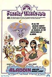 Aladdin & The Magic Lamp Poster