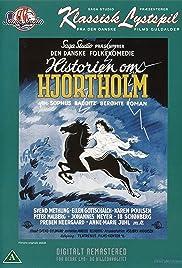 Historien om Hjortholm Poster