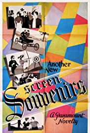 Screen Souvenirs Poster