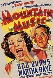 Mountain Music Poster