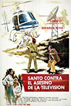 Santo vs. the TV Killer