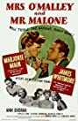 Mrs. O'Malley and Mr. Malone (1950) Poster