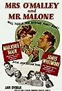 Mrs. O'Malley and Mr. Malone