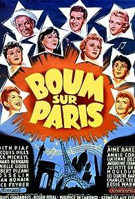 Primary photo for Boum sur Paris
