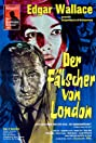 The Forger of London (1961) Poster