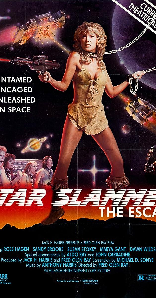 Subtitle of Star Slammer