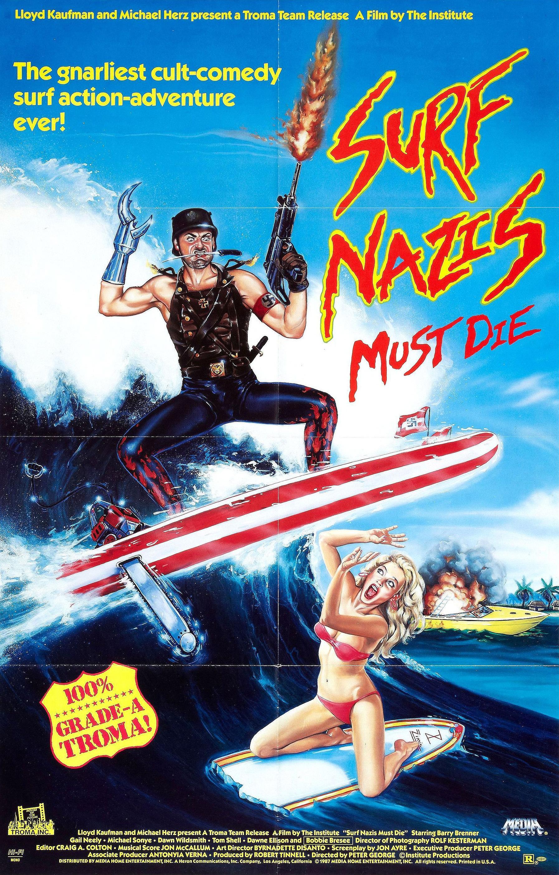 Surf Nazis Must Die 1987 Imdb