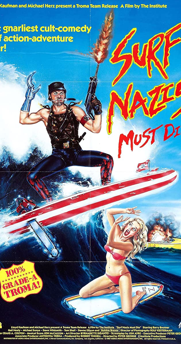 Subtitle of Surf Nazis Must Die