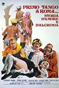 Primo tango a Roma... storia d'amore e d'alchimia (1973)