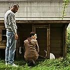Carice van Houten and Marwan Kenzari in Instinct (2019)