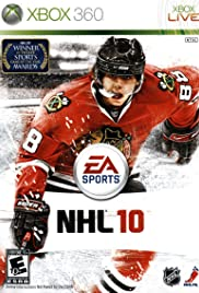 NHL 10 Poster
