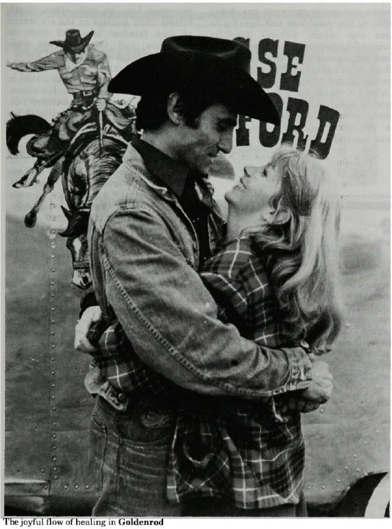 Gloria Carlin and Tony Lo Bianco in Goldenrod (1976)