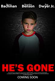 He's Gone Poster