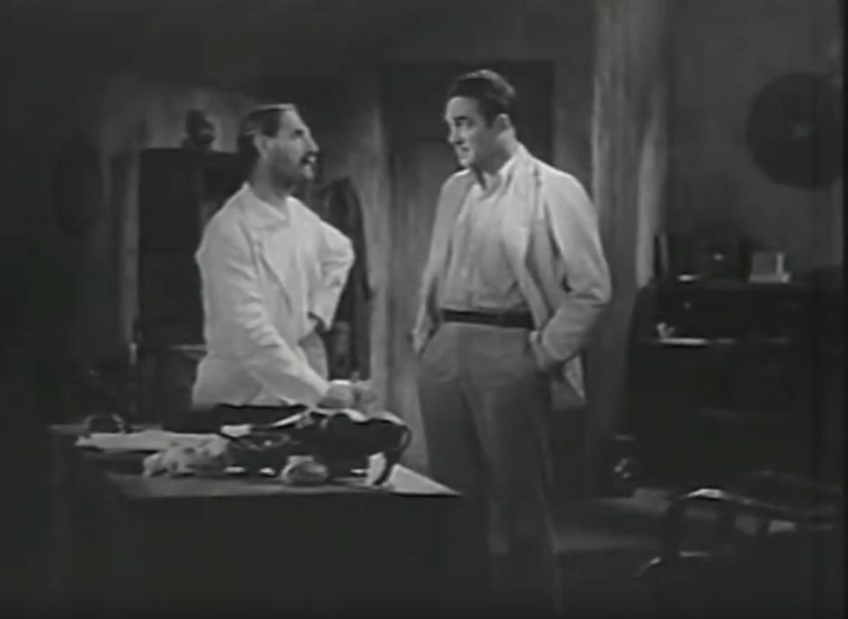 Albert De Winton and Walter Miller in King of the Wild (1931)
