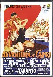 Avventura a Capri Italy
