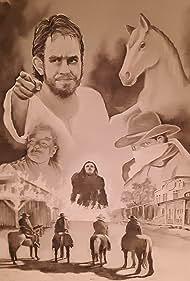 Sarah Fore, Rick Thomas, Dennis Bergen, and Sean Hunt in The White Rider Returns - A Sean Hunt Film (2022)