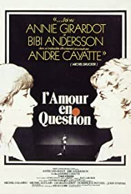 Bibi Andersson and Annie Girardot in L'amour en question (1978)