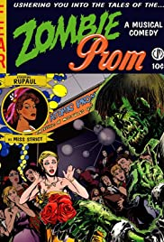 Zombie Prom Poster