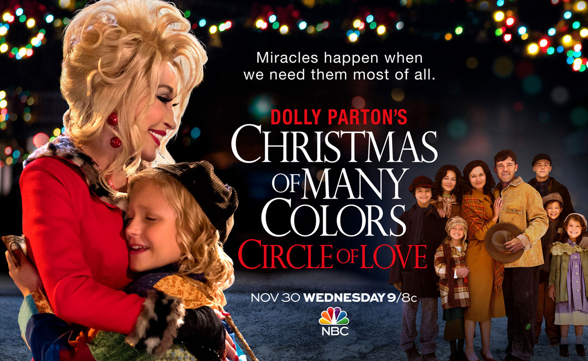Dolly Parton\'s Christmas of Many Colors: Circle of Love - IMDbPro