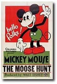 The Moose Hunt Poster