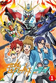 Gundam Build Fighters Try Poster