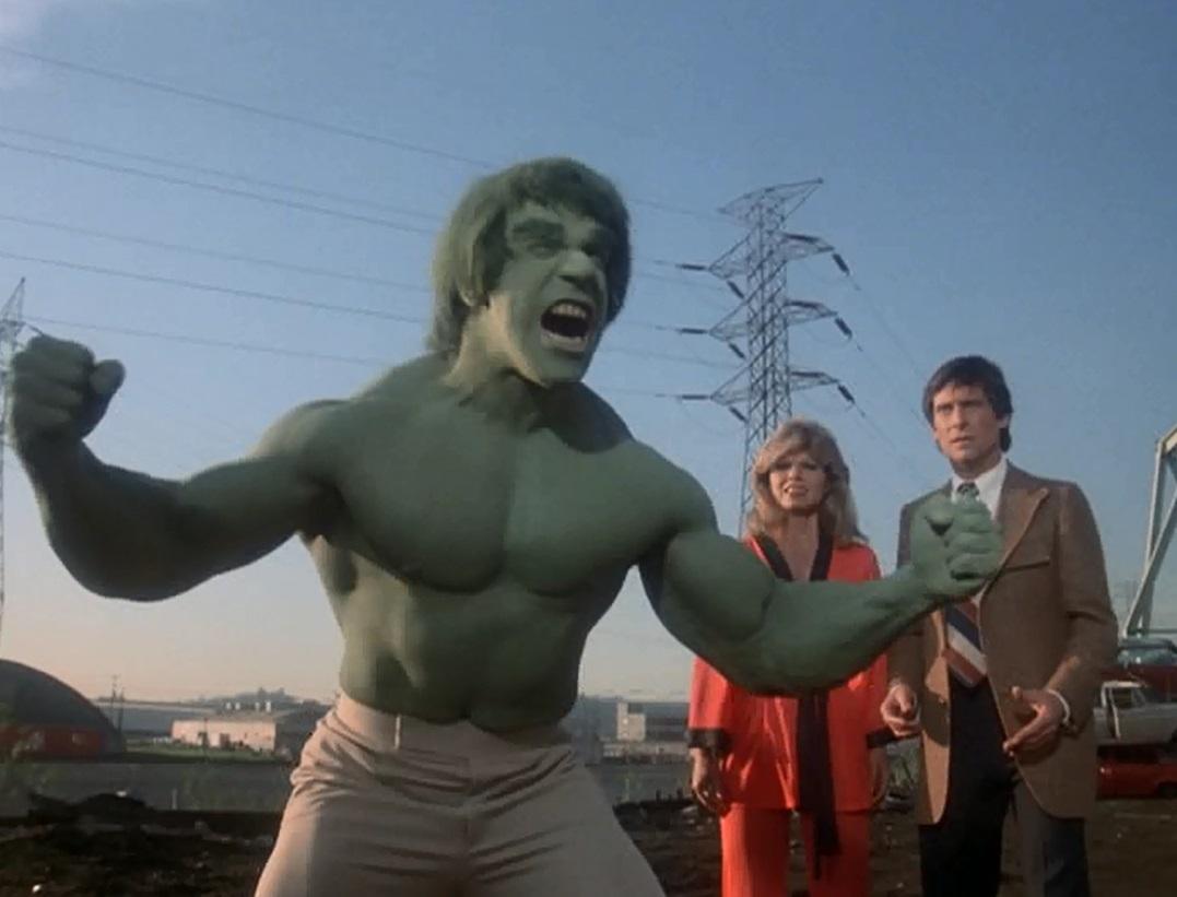 incredible hulk tv show - HD1034×779