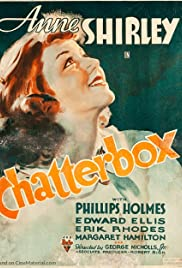 Chatterbox (1936) Poster - Movie Forum, Cast, Reviews