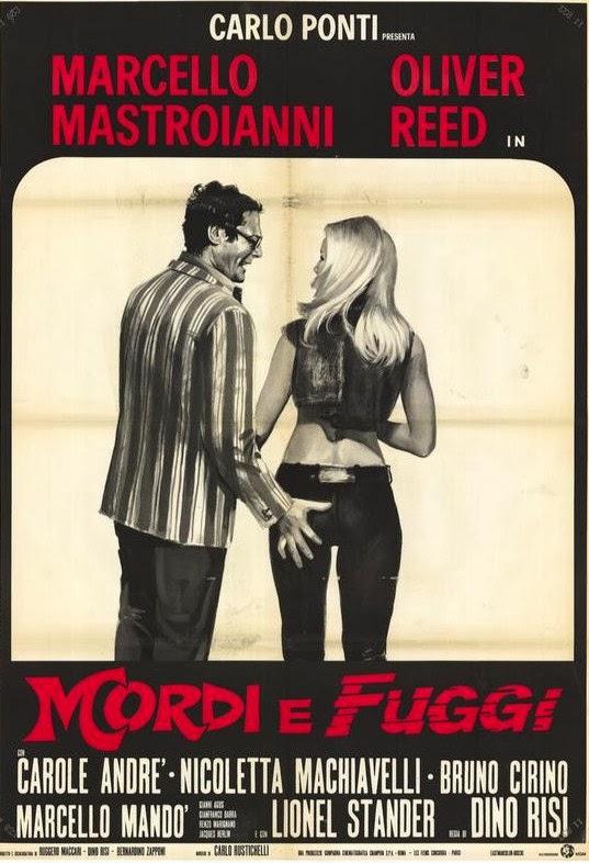 Mordi e fuggi (1973)
