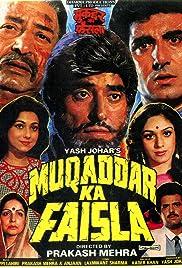 Muqaddar Ka Faisla Poster