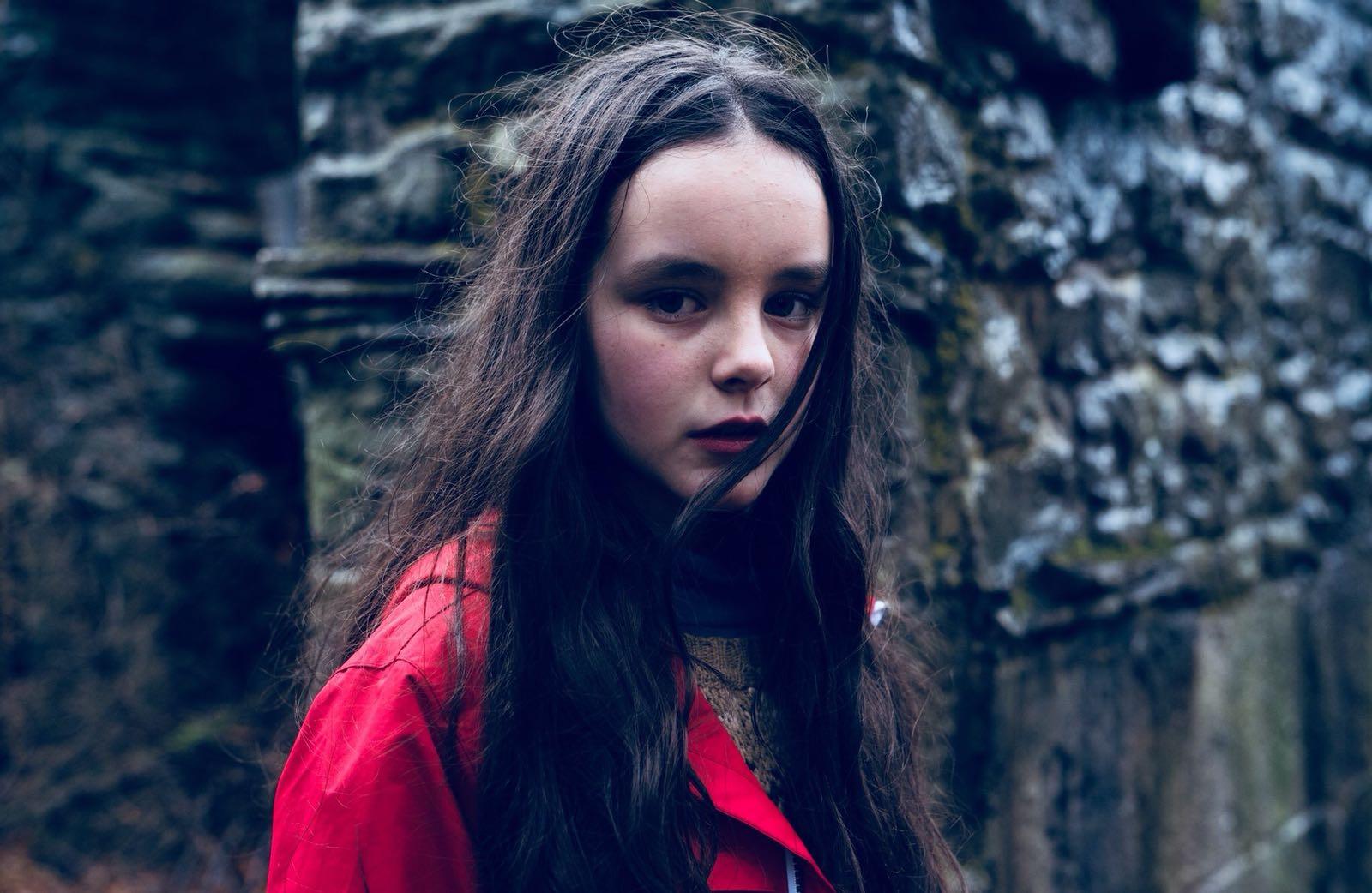 Elodie Wilton 'Nia Harris' Craith/Hidden 2018