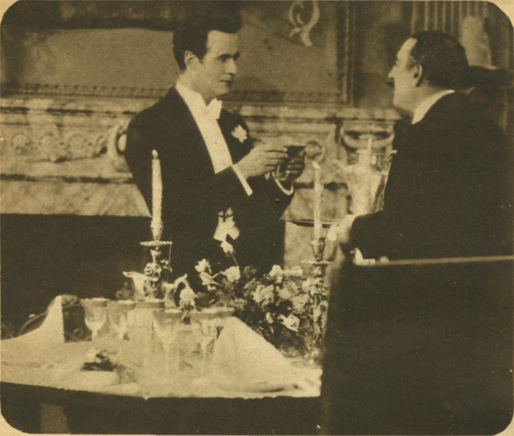 Tullio Carminati in Honeymoon Hate (1927)