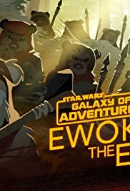 Ewoks vs. The Empire - Small but Mighty Poster