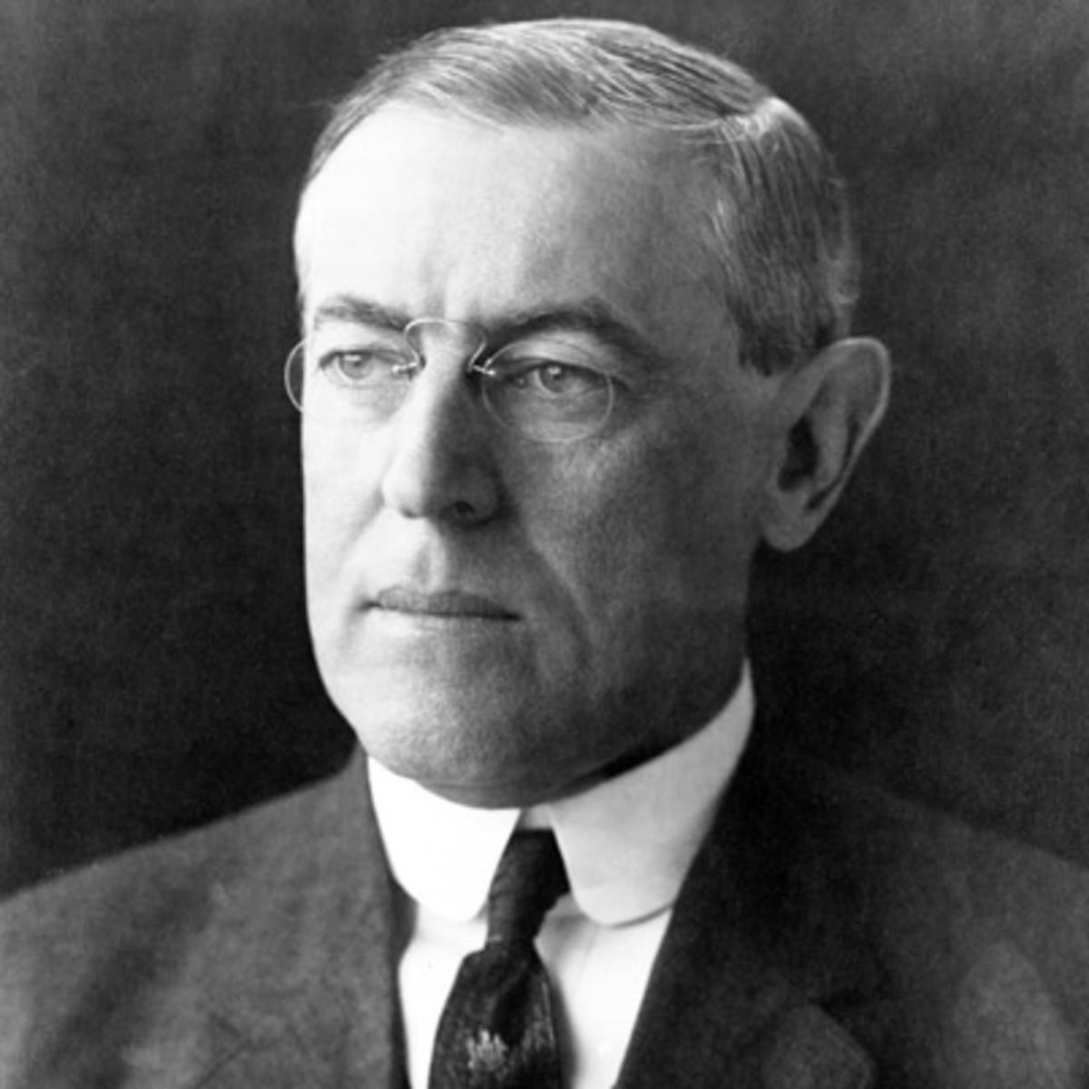 Woodrow Wilson Imdb