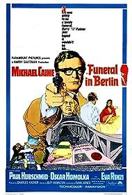 Michael Caine in Funeral in Berlin (1966)