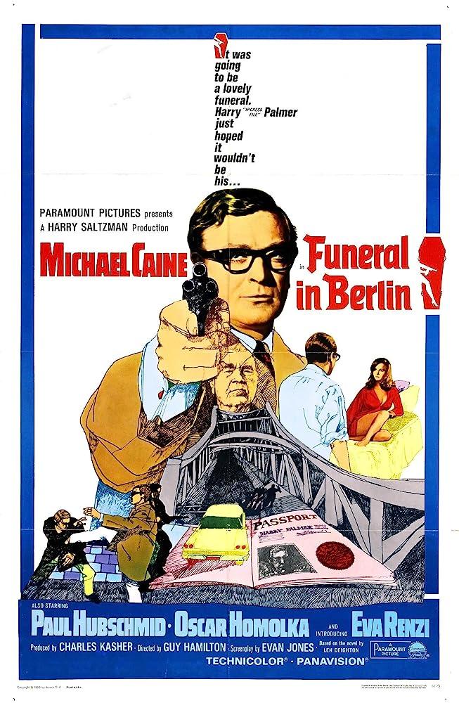 Funerale a Berlino (1966) WEB-DL