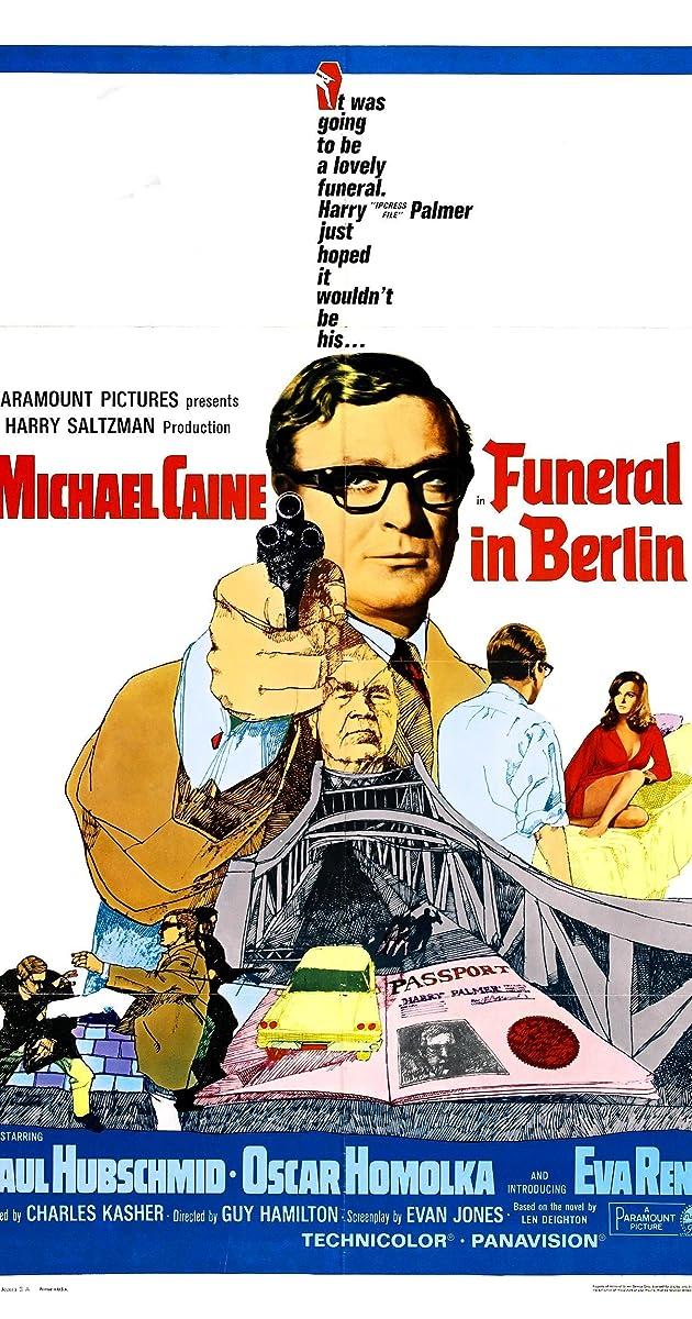 Funeral in Berlin Brazilian portuguese Subtitles