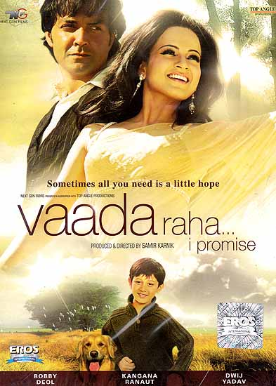 Vaada Raha… I Promise 2009 Hindi 720p HDRip ESubs 700MB Download