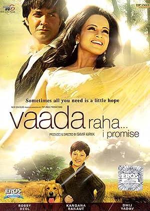 Where to stream Vaada Raha... I Promise