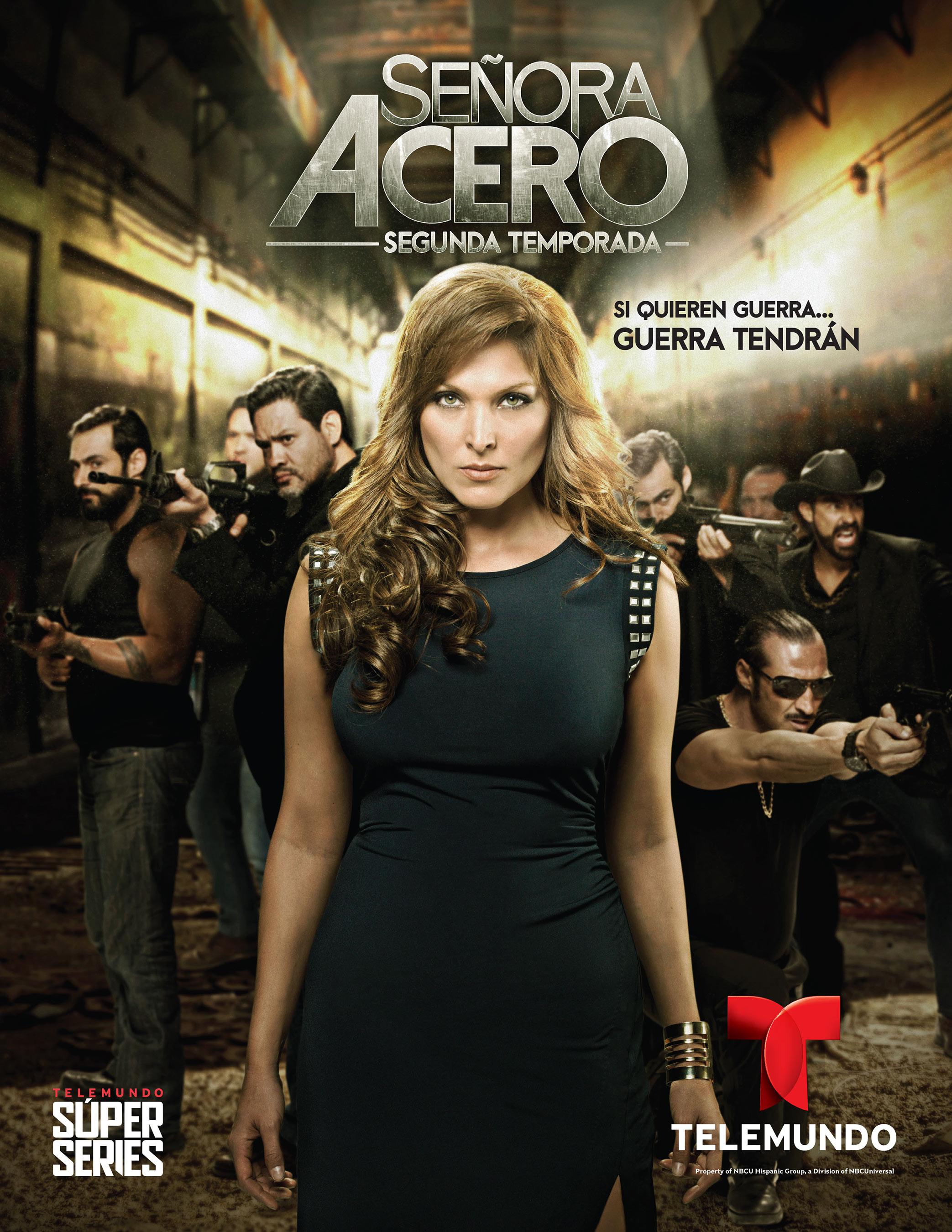 Señora Acero Tv Series 2014 Imdb