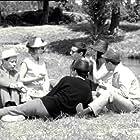 Macha Méril, Claude Nicot, and Marina Vlady in Adorable menteuse (1962)