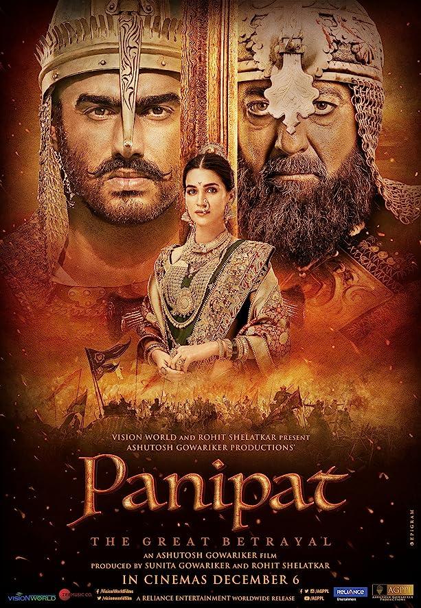 Panipat (2019) centmovies.xyz
