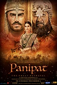 'Panipat' Trailer With Directors' Commentary (2019)
