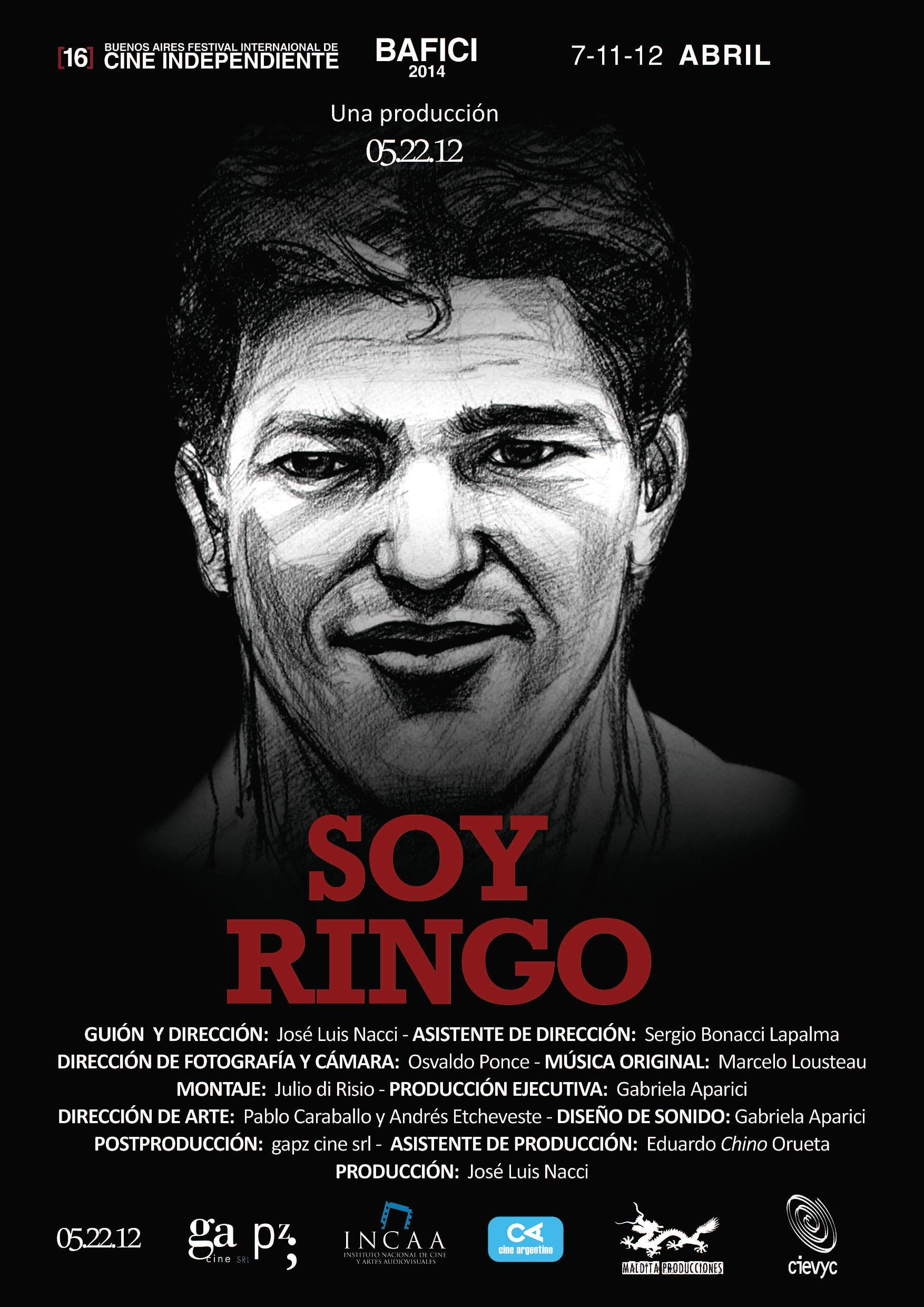 Soy Ringo on FREECABLE TV