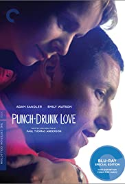 Jon Brion on Punch-Drunk Love Poster