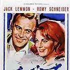 Jack Lemmon and Romy Schneider in Good Neighbor Sam (1964)