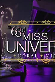 Miss Universe 2014 Poster