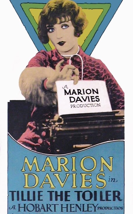 Marion Davies in Tillie the Toiler (1927)