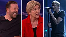 Ricky Gervais/Elizabeth Warren/Awolnation
