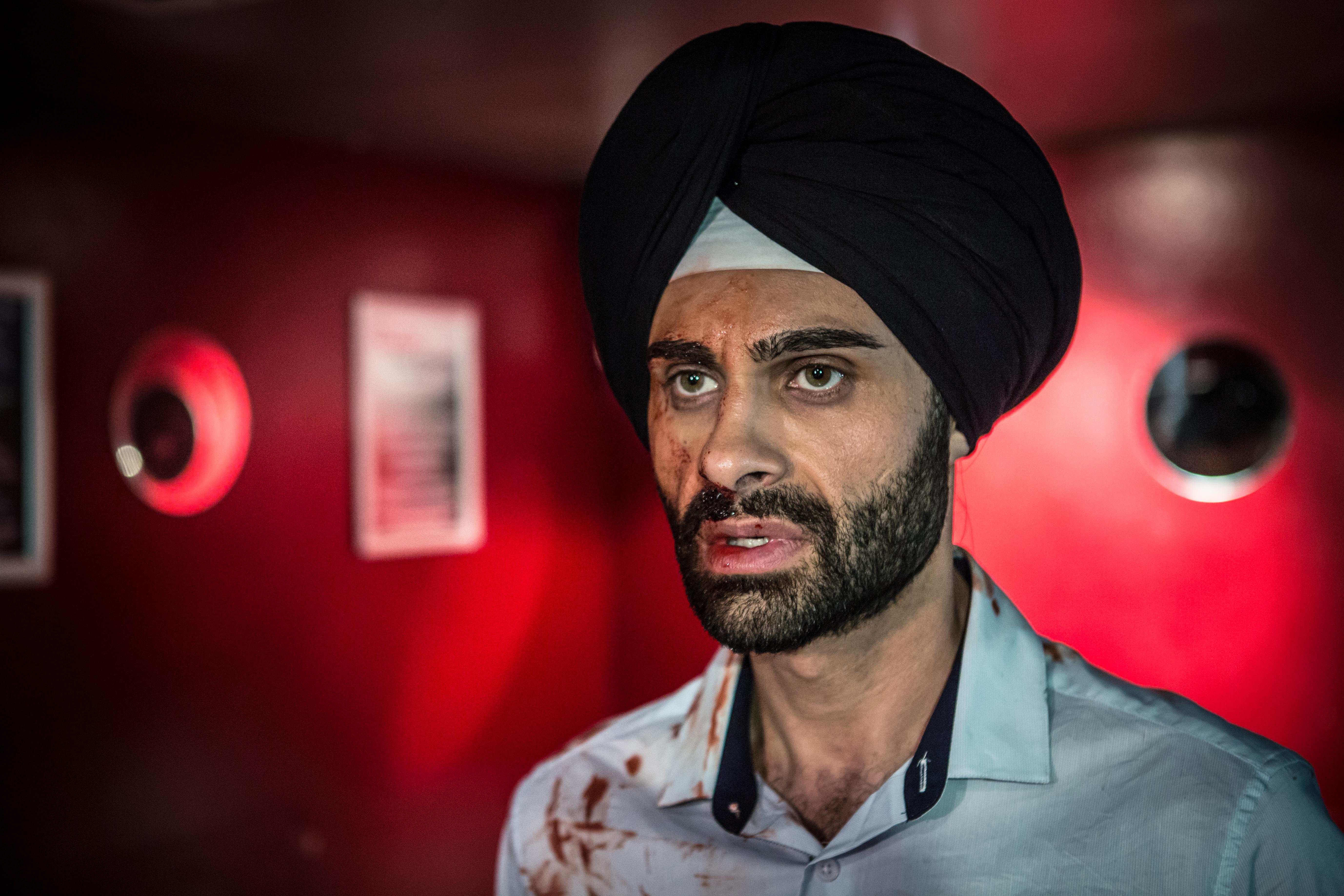 Rez Kempton in Amar Akbar & Tony (2015)